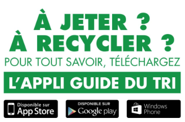 application guide du tri d