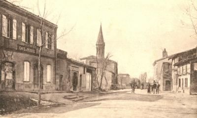L'histoire de la ville